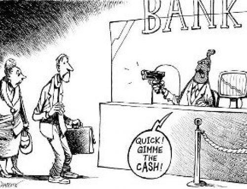 International Bank Transfers AKA Bank Robbery