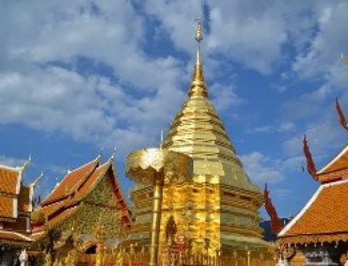 Thailand Vipassana In Doi Sutthep – Highly Recommended